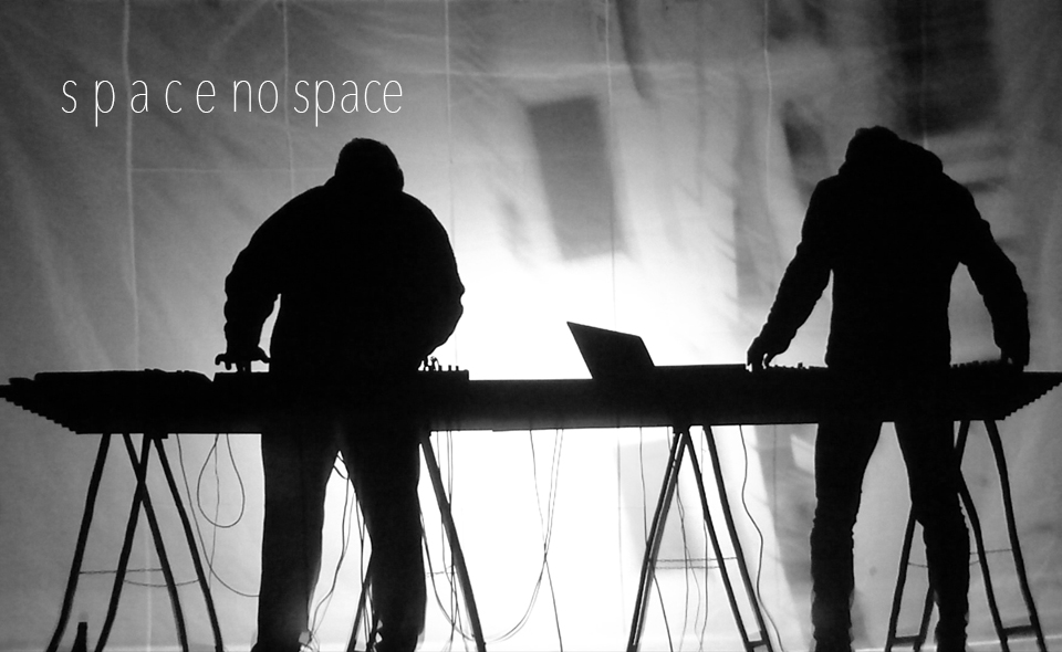 s p a c e no space @ studio 1, Weimar